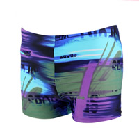 Spandex Swimming Trunks printed letter Sold By PC