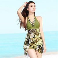 Nylon One-piece Swimsuit, different size for choice & breathable & skinny style, printed, Cartoon, more colors for choice, Sold By PC