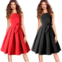 Polyester & Cotton Ball Gown One-piece Dress, different size for choice, Solid, more colors for choice, Sold By Set