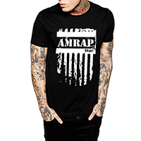 Cotton Men Short Sleeve T-Shirt printed letter Sold By PC