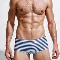 Nylon Swimming Trunks printed different color and pattern for choice Sold By PC
