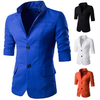 Polyester Men Leisure Suit, different size for choice, Solid, more colors for choice, Sold By PC