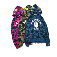 Cotton Men Baseball Jacket, different size for choice & loose, printed, letter, more colors for choice, Sold By PC