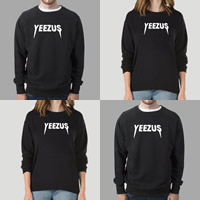Cotton Plus Size Unisex Sweatshirts, different size for choice & unisex, printed, different color and pattern for choice, Sold By PC