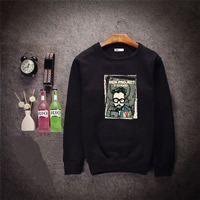 Cotton Men Sweatshirts printed Cartoon Sold By PC