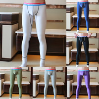 Cotton Men Thermal Long Johns, different size for choice & breathable, Solid, more colors for choice, Sold By PC
