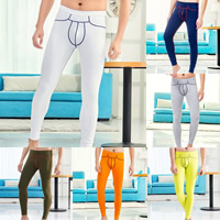 Combed Cotton Men Thermal Long Johns, different size for choice & breathable, Solid, more colors for choice, Sold By PC