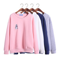 Cotton Women Sweatshirts printed Cartoon Sold By PC