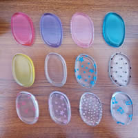 Silicone Powder Puff different designs for choice 10PCs/Lot Sold By Lot