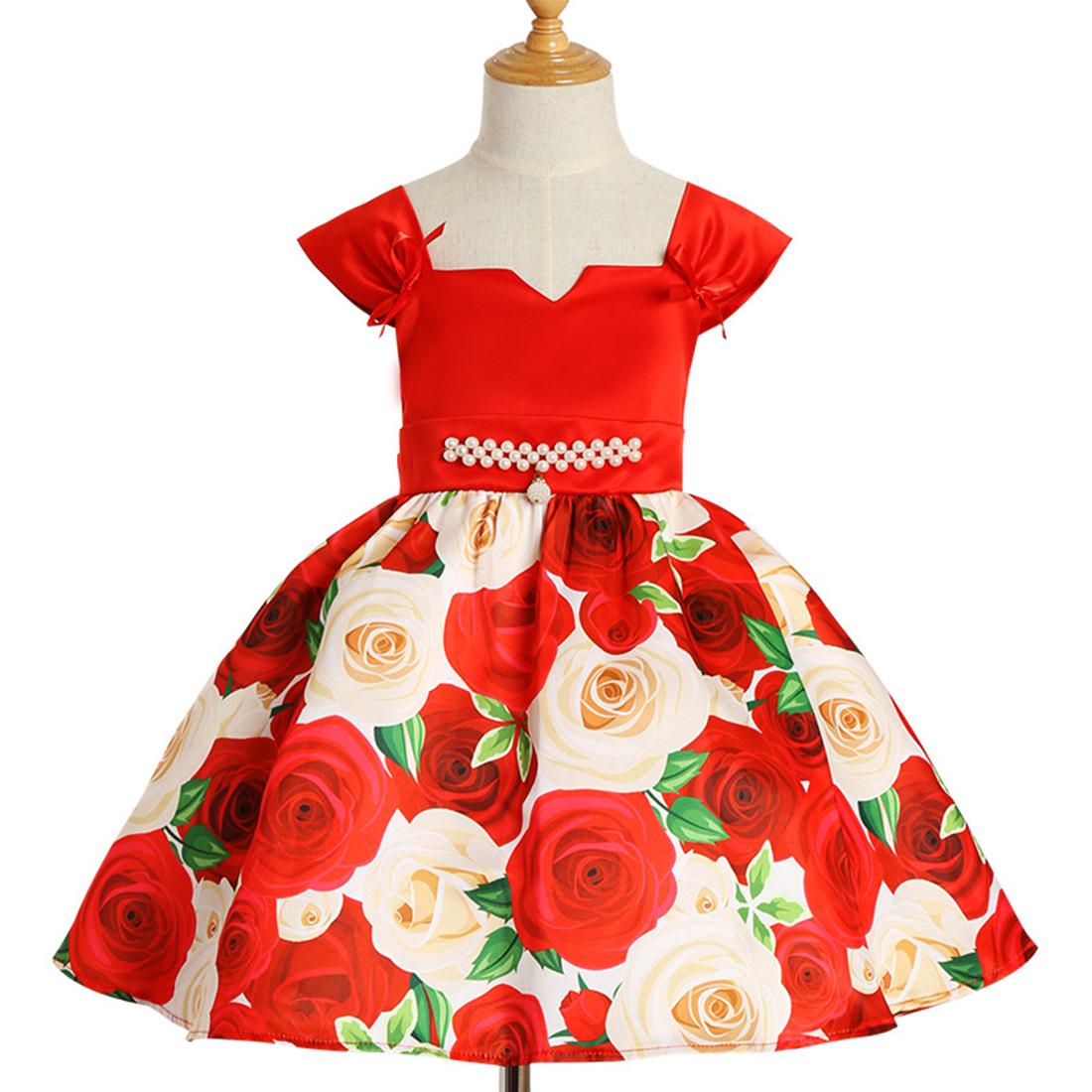 Fashionable flower girl dresses 13