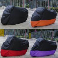 Poliéster Cubierta de la motocicleta, Sólido, más colores para elegir,  Conjunto