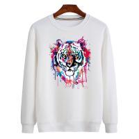 Cotton Plus Size Men Sweatshirts & loose printed Sold By PC