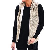 Polyester Vrouwen Vest Solide meer kleuren naar keuze stuk